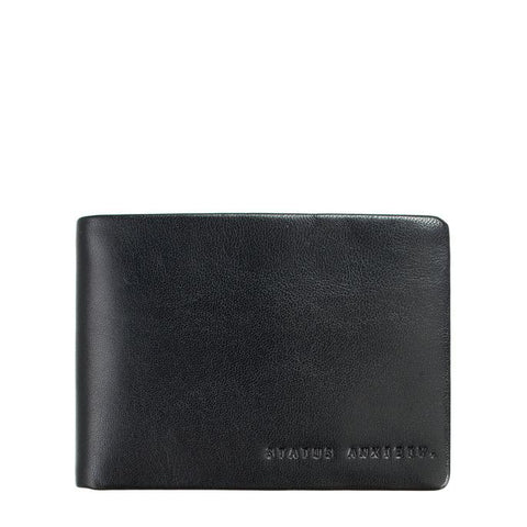 JONAH WALLET - BLACK