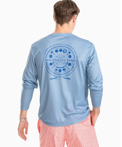 Southern Tide - T3 Reel L/S Performance Tee