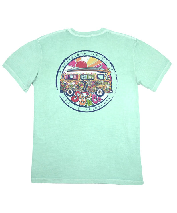 Southern Fried Cotton - One Love Tee
