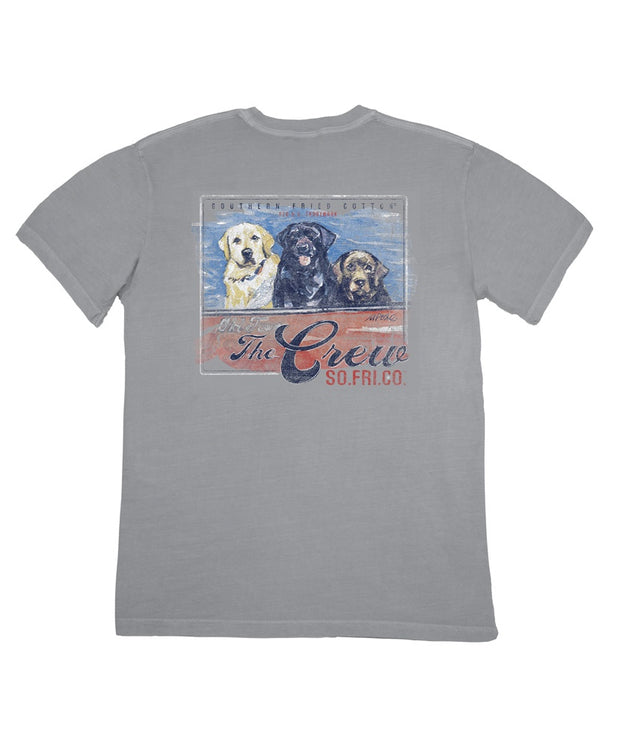 Southern Fried Cotton - The Whole Crew Tee