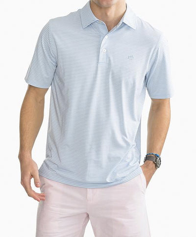Southern Tide - Tryall Stripe Performance Polo