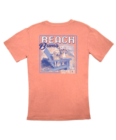 Southern Fried Cotton - Beach Bums Tee
