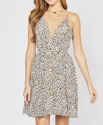 Born To Be Wild Cheetah Dress