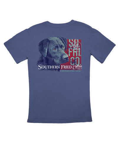 Southern Fried Cotton - Onyx Tee