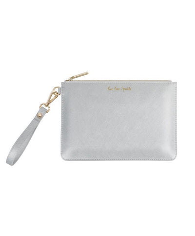 Katie Loxton - Secret Message Pouch - Live Love Sparkle/A Reminder To Live Love Sparkle Every Day