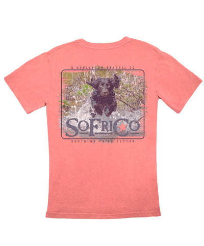 Southern Fried Cotton - Boykin Stan-iel Tee