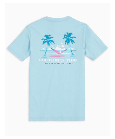 Southern Tide - Perfect Place Graphic Tee