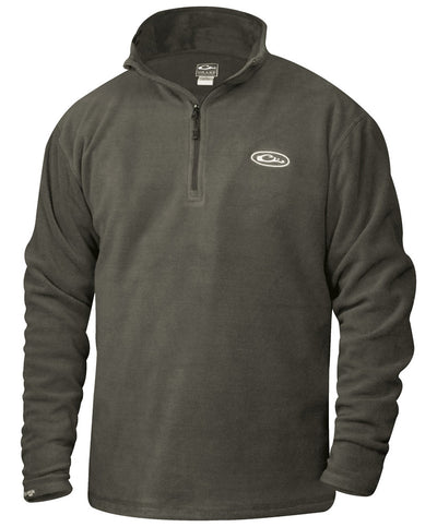 Drake - MST Camp Fleece 1/4 Zip Pullover