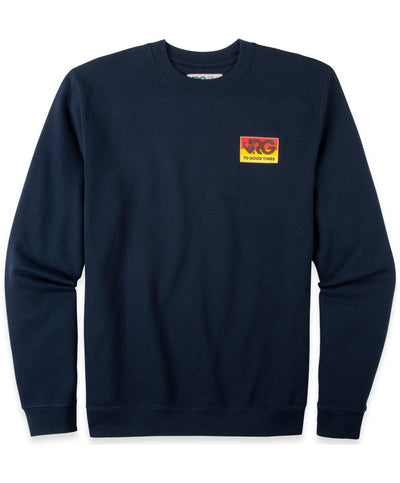 Rowdy Gentleman - All Nighter Sweatshirt