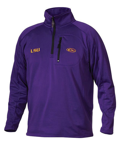 Drake - LSU Breathlite 1/4 Zip