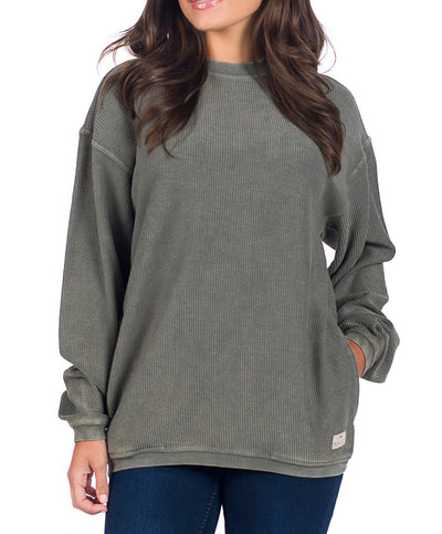Southern Shirt Co - Corduroy Sweatshirt
