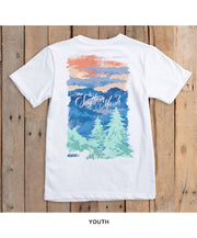 Southern Marsh - Youth Southern Horizons - Blue Ridge Tee
