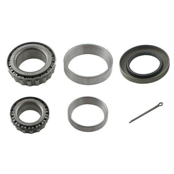 Bearing Kit for 5,200 - 7,000 lb Axle with 14125A/ 25580 Bearings, 10-36 Double Lip Seal