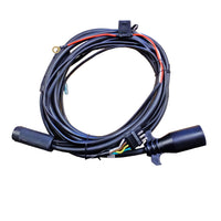 Wire Harness - Replacement 7 & 4 Way Plug Section for Dump Trailers