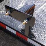 Spare Tire Mount for Home Depot Flatbeds (weld on) - 6 Hole