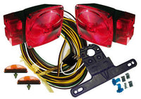 Submersible Trailer Light Kit For Trailers Over 80