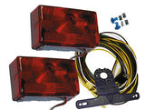Submersible Trailer Light Kit For Trailers Over 80""