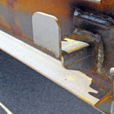 Ramp Gate Brace Rest for Home Depot Flatbeds