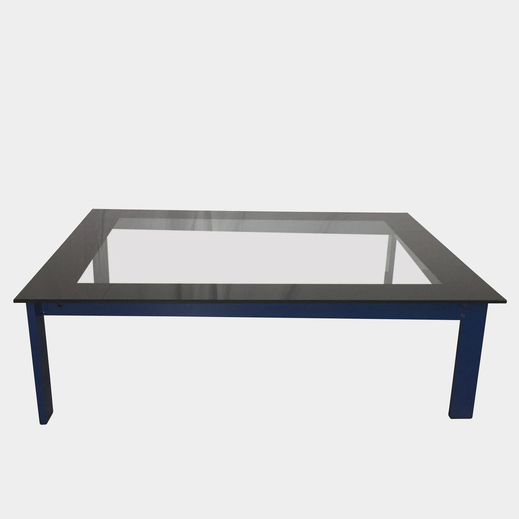 Sevilla Coffee Table (blue base)