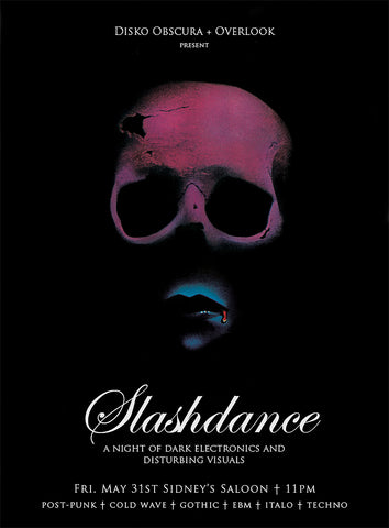 Slashdance - Official Overlook Film Fest After Party!