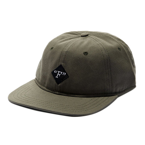 Format Fields Unstructured Strapback Hat - Surplus