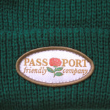 Passport Friendly Company Beanie - Forest