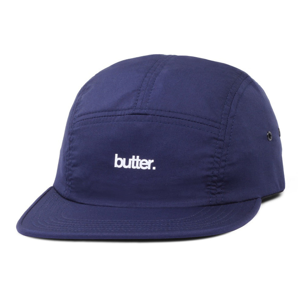 Butter Goods Minimal OG Logo Camp Cap - Navy