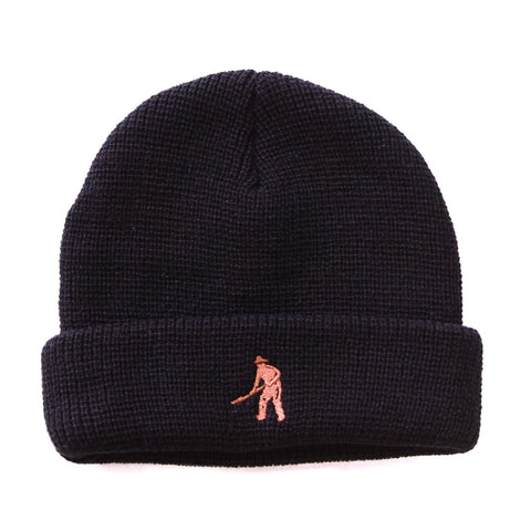 Passport Workers Beanie - Black