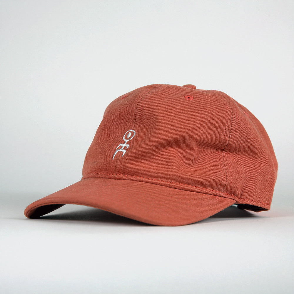 "Format ""Einstein"" Polo Hat - Guava"