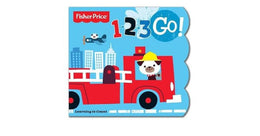 1-2-3 Go! (Fisher-Price) Hardcover
