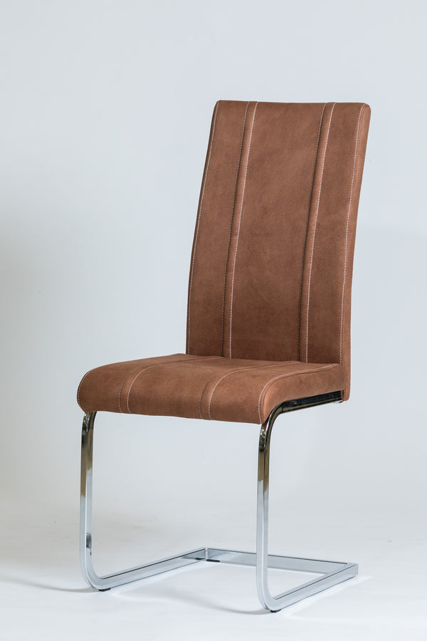 Giselle Chair - Brown