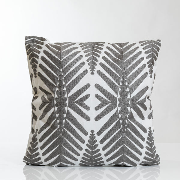 Gray Combination Ibiza Pillow-Etre Collection