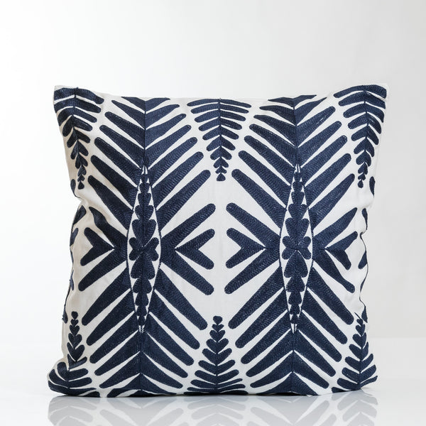 Blue Combination Ibiza Pillow-Etre Collection