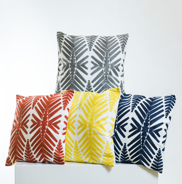 Yellow Combination Ibiza Pillow-Etre Collection