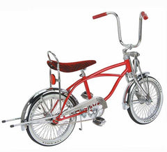 "16"" Lowrider Bike Red 523-1."