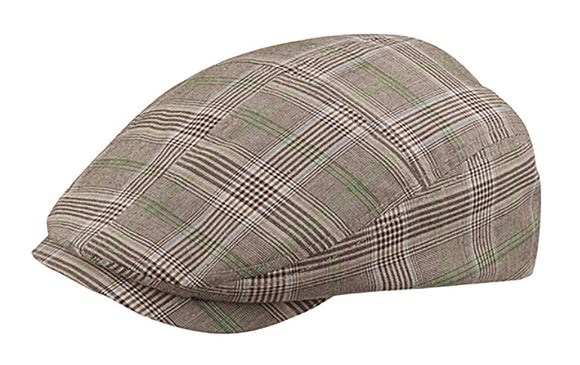 TopHeadwear Fashion Plaid Ivy Cap