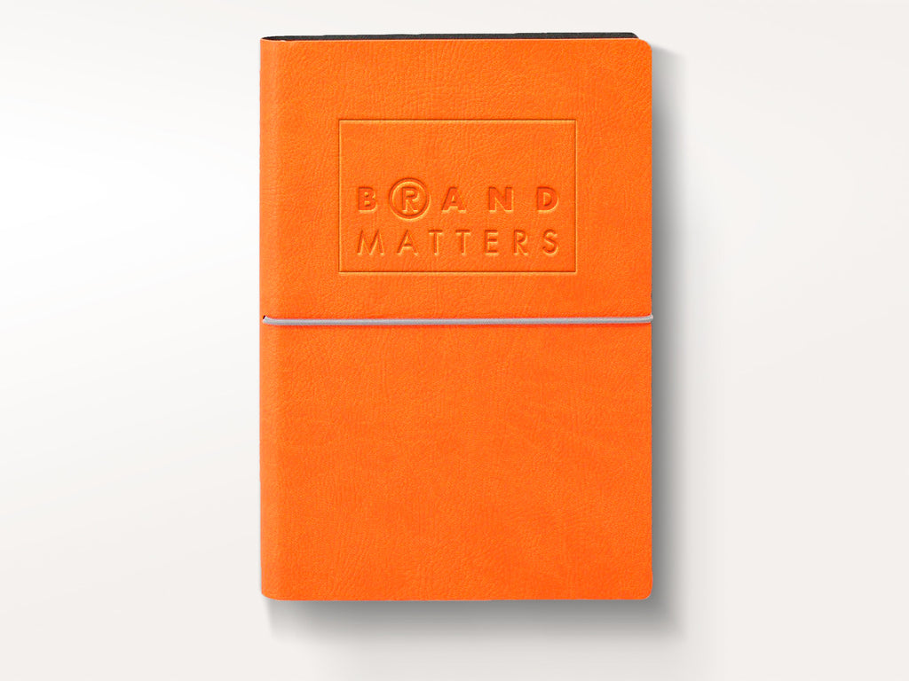 Ciak Smart Notebook - Orange