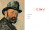 Cézanne Portraits Hardcover Catalogue