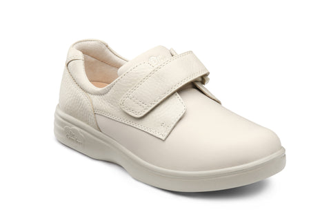 Dr. Beige Comfort Annie Women's Shoe (Velcro) | Diabetic Shoes | Orthopedic Shoe