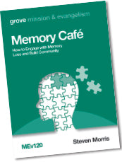 MEv 120 Memory Café: How to Engage with Memory Loss and Build Community