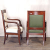 Pair Dolphin Chairs