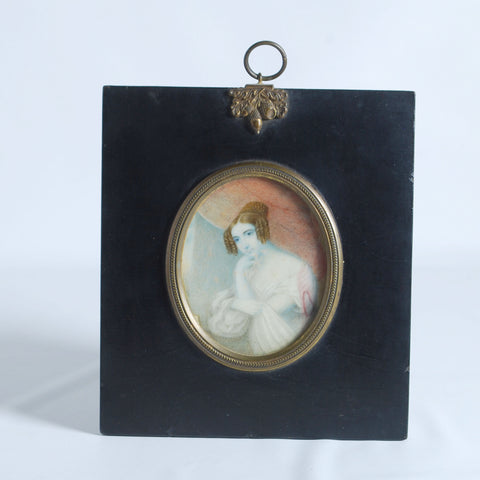 European Miniature Portrait