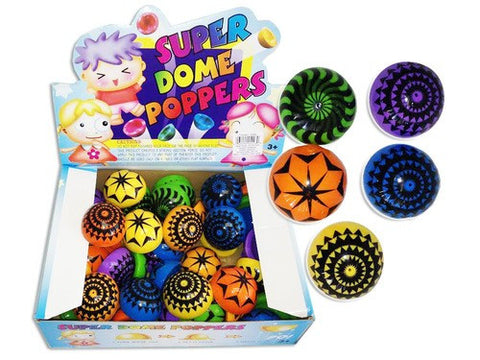 Dome Poppers