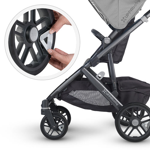 Uppababy VISTA Wheel Reflectors
