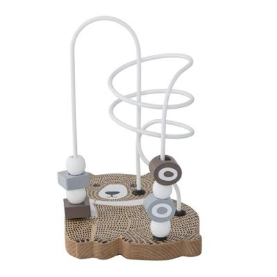 Bloomingville Mini Activity Toy - Beech