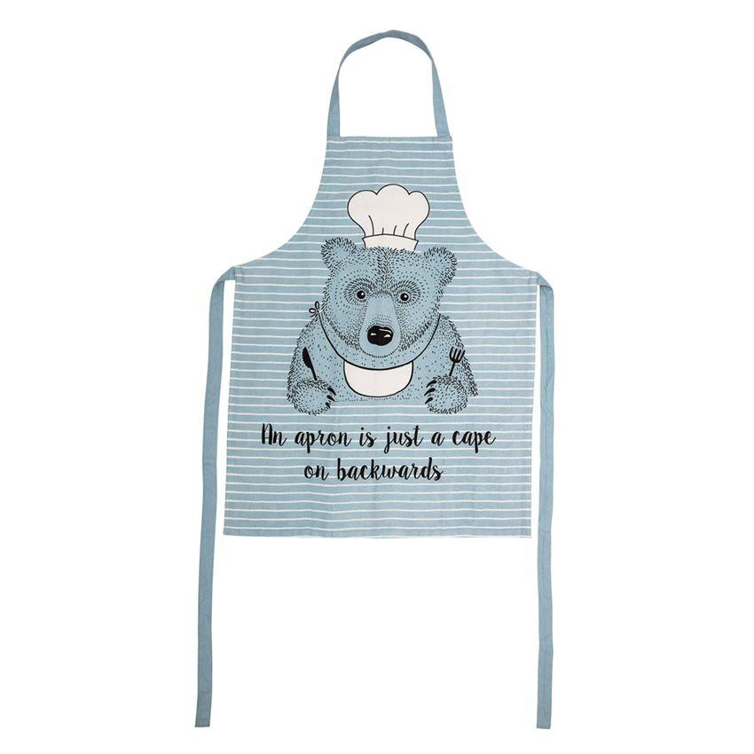 Bloomingville Mini Bear Apron