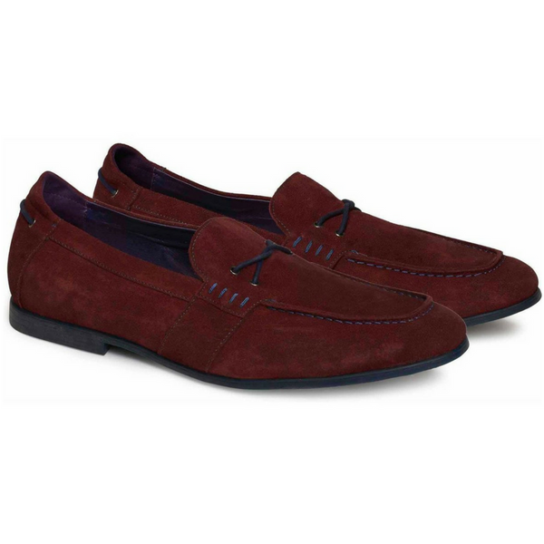 Seth Loafer - Burgundy