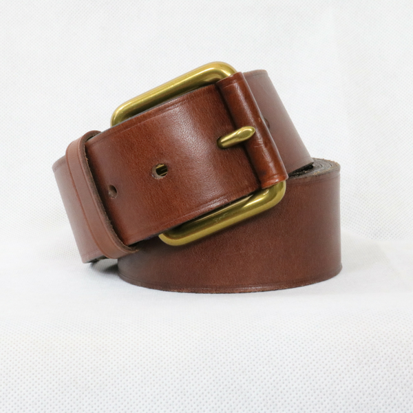 Bourke Belt - Dark Brown