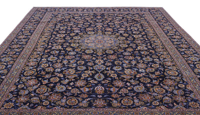 Naturel Over Dyed Vintage XLarge Rug 10'0'' x 13'1'' ft 305 x 400 cm