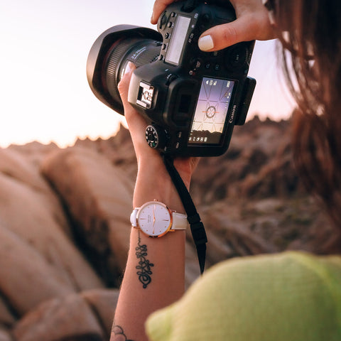 The 5TH Watches Photography Tips
